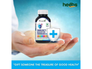 Farmity Immunity Booster Capsules For Health Lifestyle
